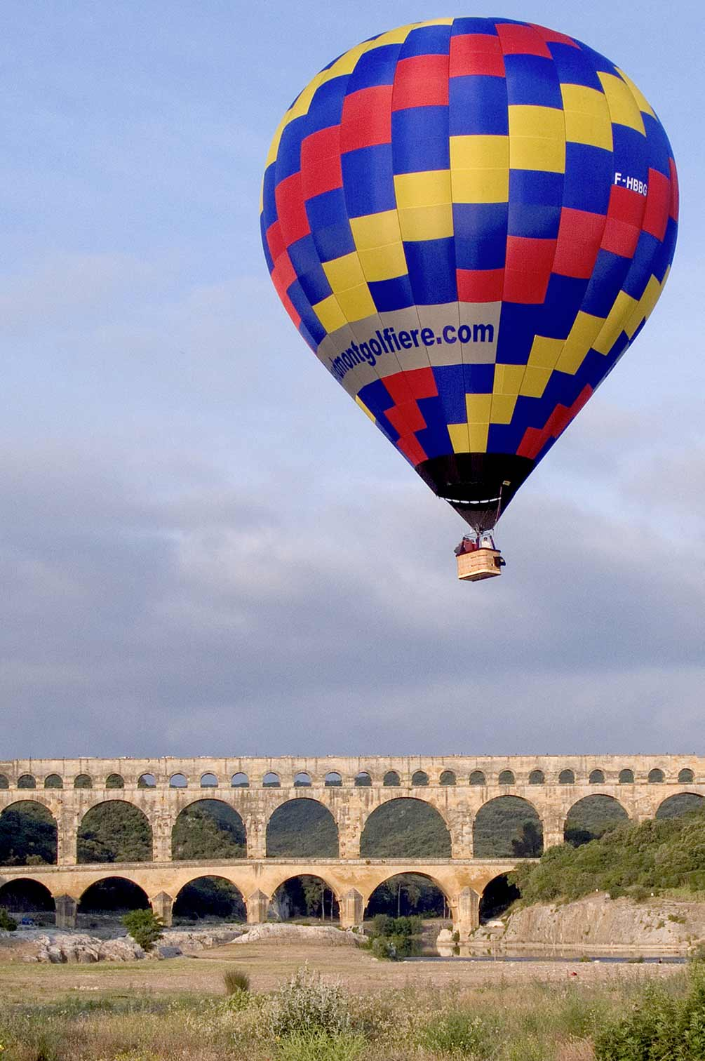 montgolfiere gard