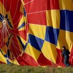 Formation au vol en ballon