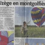 Revue de presse - Midi Libre - 2011