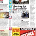 Revue de presse - Midi Libre MONTPELLIER - 2012