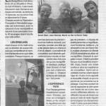 Revue de presse - Républicain d'Uzès - 2012
